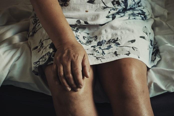Kojos kelio sąnarių skausmas